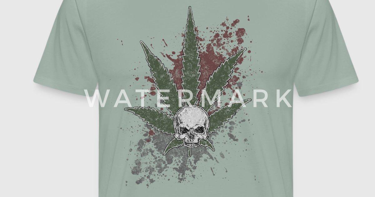 Stoned Jolly Roger by jro-grafik | Spreadshirt
