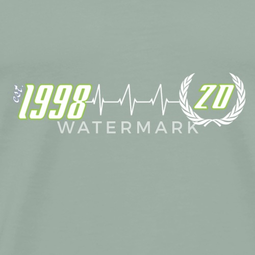 celebrate your 20th birthday or anniversary by spreadshirt
