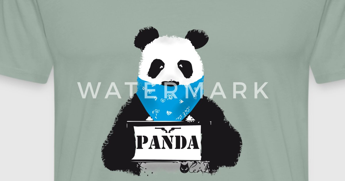 Panda Searched Gangster Swag Baer China By Original Star