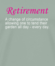 Funny Retirement U0026 Gardening Defintion Gift For Women By TalkLife Designs |  Spreadshirt