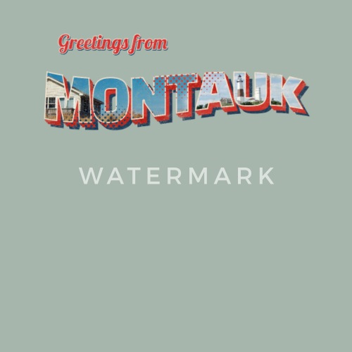 Greetings from montauk beach new york postcard by zippythread greetings from montauk beach new york postcard by zippythread spreadshirt m4hsunfo