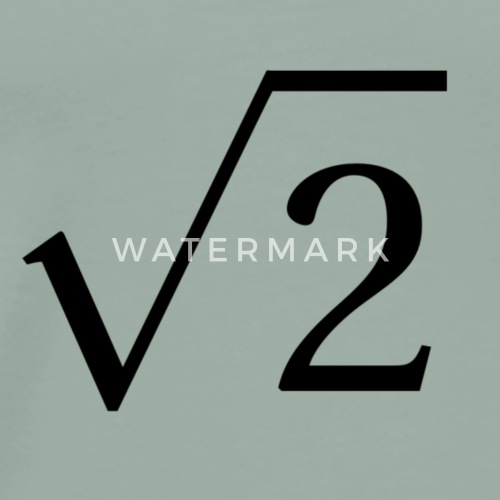 Square Root Of 2 By Mavaya Spreadshirt