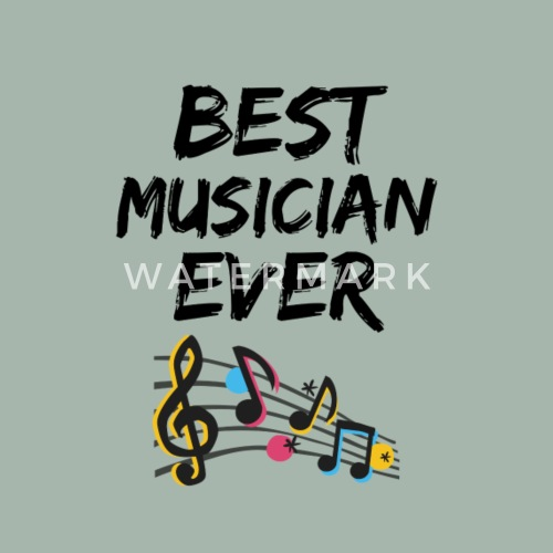 094542b859e Musician Best Ever Funny Gift Idea Men s Premium T-Shirt