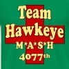 Mash Team Hawkeye - Men's Premium T-Shirt