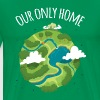 Our Only Home Ecology T-shirt - Men's Premium T-Shirt