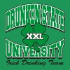 Irish Drunken State University - Men's Premium T-Shirt