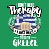 Therapy Greece - Men's Premium T-Shirt