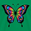 Rainbow Butterfly - Men's Premium T-Shirt