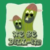 We Be Dillin Funny Pickle Pals - Men's Premium T-Shirt