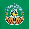 Save The Bees Bee Loyal - Men's Premium T-Shirt