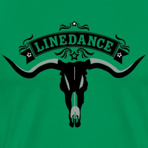 KL linedance44 - Men's Premium T-Shirt