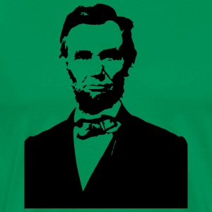 Abraham Lincoln Tribute - Men's Premium T-Shirt