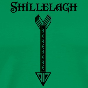 Irish Shillelagh - Men's Premium T-Shirt