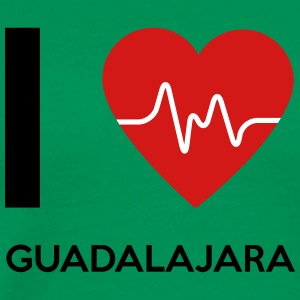 I Love Guadalajara - Men's Premium T-Shirt