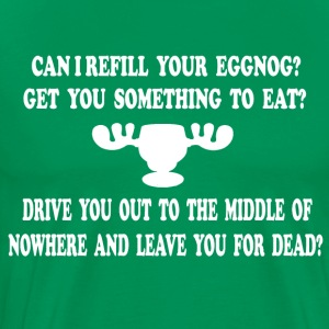 Christmas Vacation Quote -Can I Refill Your Eggnog