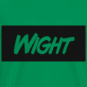 Wight LOGO - Men's Premium T-Shirt