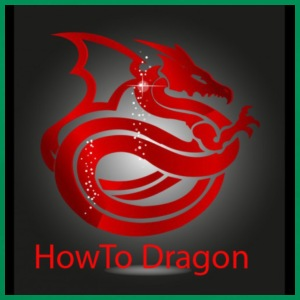HowTo Dragon - Men's Premium T-Shirt