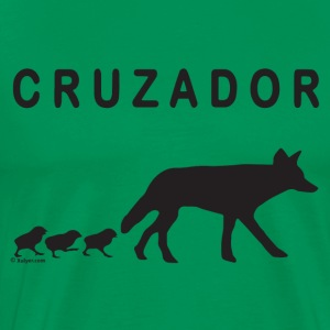 Cruzador-Border Crosser - Men's Premium T-Shirt