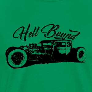 hell bound - Men's Premium T-Shirt