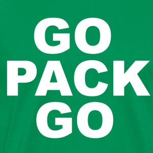 GO PACK! - Men's Premium T-Shirt