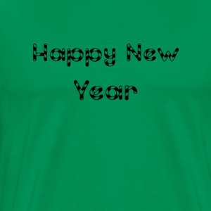 New year - Men's Premium T-Shirt
