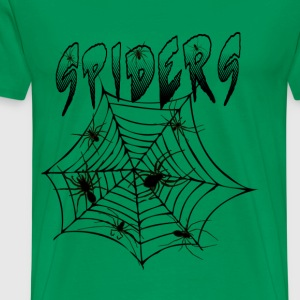 Spiders - Men's Premium T-Shirt