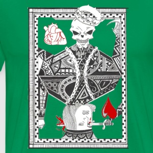 king of hearts - Men's Premium T-Shirt