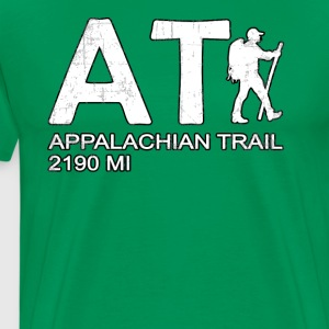 Appalachian Trail AT Hiker - Men's Premium T-Shirt