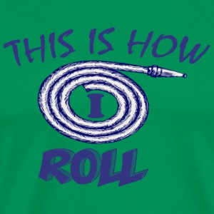 This is how roll - Men's Premium T-Shirt