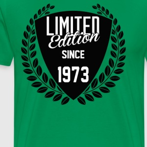 Limited Edition Since 1973 - Men's Premium T-Shirt