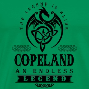 COPELAND - Men's Premium T-Shirt