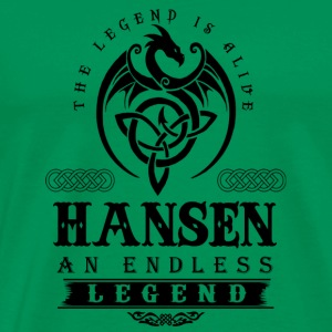 HANSEN - Men's Premium T-Shirt