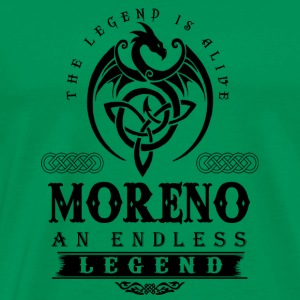 MORENO - Men's Premium T-Shirt
