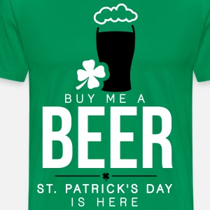 Buy me a beer, St. Patrick's day is here