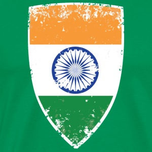 Flag of India - Men's Premium T-Shirt