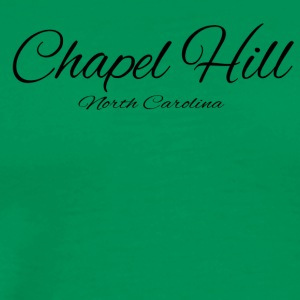 North Carolina Chapel Hill US DESIGN EDITION - Men's Premium T-Shirt
