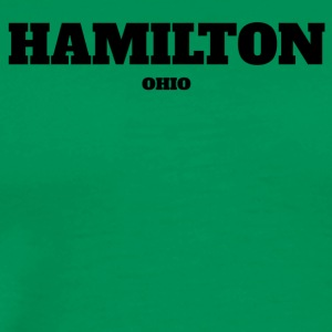 OHIO HAMILTON US EDITION - Men's Premium T-Shirt
