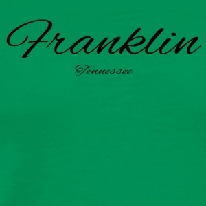 Tennessee Franklin US DESIGN EDITION - Men's Premium T-Shirt