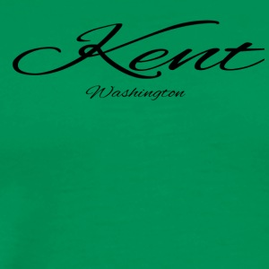 Washington Kent US DESIGN EDITION - Men's Premium T-Shirt