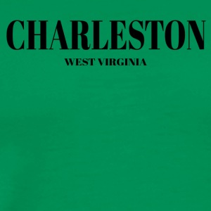 WEST VIRGINIA CHARLESTON US DESIGNER EDITION - Men's Premium T-Shirt