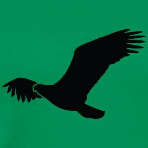 A Soaring Eagle - Men's Premium T-Shirt