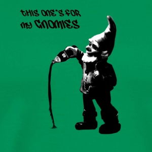 This One's For My Gnomies - Men's Premium T-Shirt