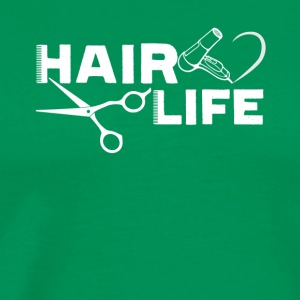 Hair Life Tee Shirt - Men's Premium T-Shirt