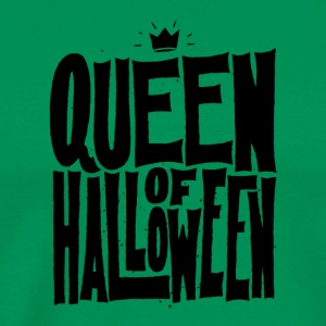 Halloween Queen of Halloween, Crown. Woman. Girls. - Men's Premium T-Shirt
