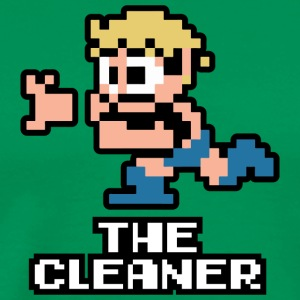 Kenny The Cleaner - Men's Premium T-Shirt