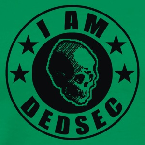 I Am Dedsec - Watch Dog - Men's Premium T-Shirt