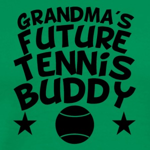 Grandma's Future Tennis Buddy - Men's Premium T-Shirt