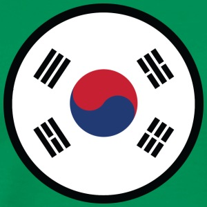 Marked By South Korea - Men's Premium T-Shirt