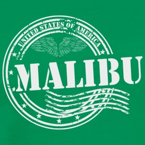 Stamp Malibu - Men's Premium T-Shirt