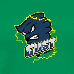 Gust eSports Navy Apparel - Men's Premium T-Shirt
